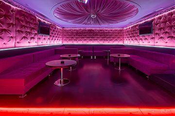 Дизайн интерьеров ночного клуба 6